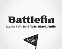 Battlefin Type Family