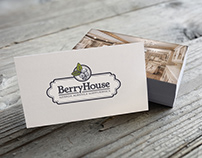 Progetto logo Berry House