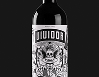 Vividor. The rogue wine