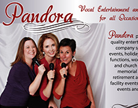A Capella group Promotional Posters