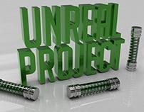 """""""PROCESO"""" renderizado de alta calidad. -Virus Unreal-"""