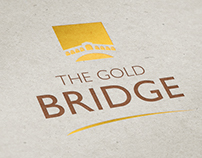 The Gold Bridge - Logo Design