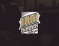 Bro Barber Shop Website