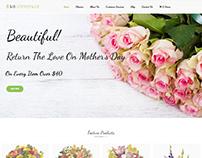 WS Stoflower – Flowers WooCommerce WordPress theme