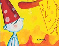 De Cowboyter, childrens' book