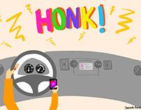 Honk | Unibees