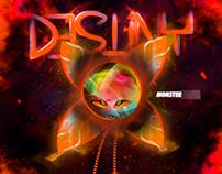 DESTINY - MONSTER // @SONGARTWORK