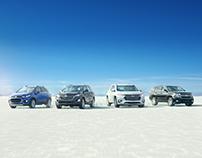 Chevrolet SUV Grupo - Chile