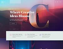 CREATO - Creative Portfolio Theme