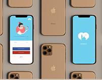 Ipray app UI