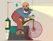 Bike Projection