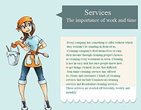 Residential Cleaning Services- Janitorial Services