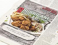 Ad for South Florida Restaurant