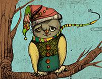 Winter illustrations / Зимни илюстрации