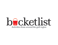 "Logo concept - ""Bucketlist"""