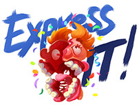 EXPRESS IT!