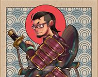Samurai X Me