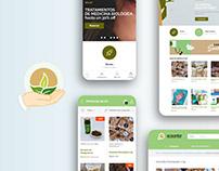 Ecocenter Argentina Marketplace
