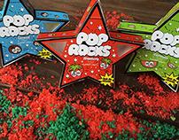 Pop Rocks Package Redesign
