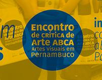 Encontro de Crítica de Arte . ABCA