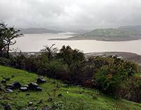IGATPURI - a Village. a River. a Dam. (unedited images)