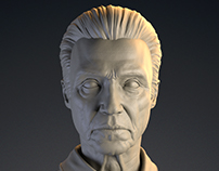 Christopher Walken - personal project