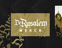 Derusalem Merch - Cole DeRuse - T-Shirt Design