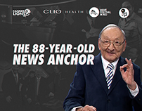 The 88-year-old News Anchor
