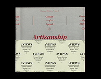 Artisanship | Communication Z-Bine Publication