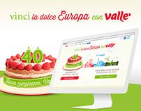 Vinci la dolce Europa con Vallè - Concorso online