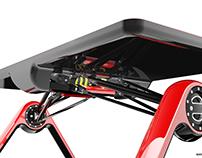 F1 Design Downforce Desk