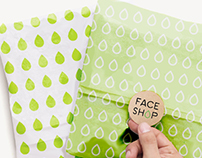 THE FACE SHOP BRANDING PROJECT