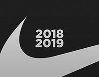 Nike 2018-2019 | Home, Away & 3rd Kits