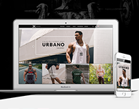 Bulking | Fashion E-commerce Website
