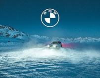 BMW X5 Winter