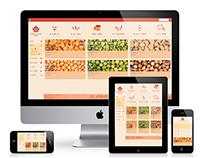 Création Responsive Design Boutique en ligne