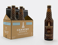Cannery Brewing Rebrand and Packaging System