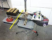 Solenoid Percussion Kit