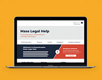 Information Architecture: Mass Legal Help