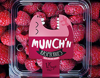 Freshmax - Munch'n Brand Creation