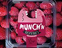 Freshmax - Munch'n Brand Creation
