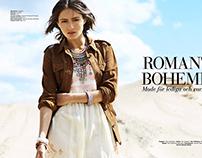 Romantic Bohemian - Magasinet Kvinna