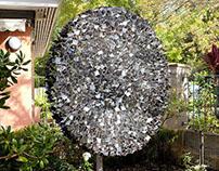 Stainless Steel Sculpture Studio in Australia