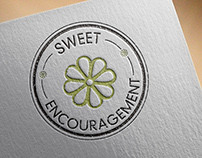Sweet Encouragement Logo Design