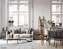 Scadinavina Apartment