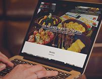 Web Site Gama & Eventos