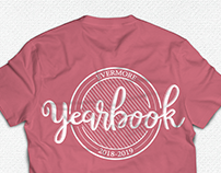 Yearbook Shirt Designs | Grace Burton On Behance