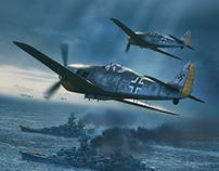 Channel Dash escort - Aerojournal Magazine cover