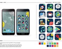 Android UI - Icon Set