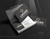 LINDNER HANDELSAGENTUR • The Business Card